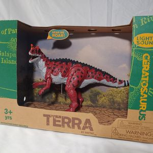 New In Box Terra By Battat Dilophosaurus for Sale in Tampa, FL