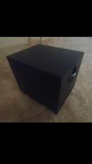 Onkyo Subwoofer_non self powered for Sale in Baltimore, MD
