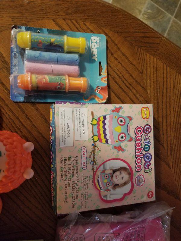 Girls kid toy lot