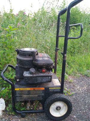 Pressure washer.BRIGGS STRATTON. model number Cv 1500.PSI 1500 for Sale in Brentwood, PA