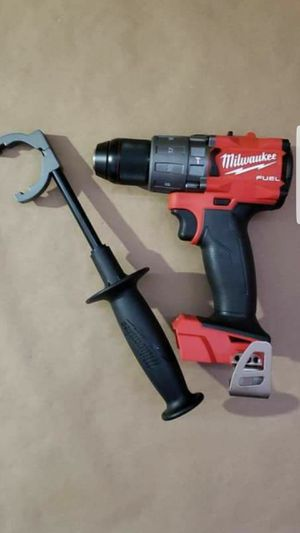 """Brand New Milwaukee M18 Fuel 1/2"""" hammer drill (Nuevo) TOOL ONLY for Sale in Kansas City, MO"""