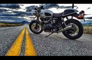 2016 ACE TRIUMPH CAFE MOTORCYCLE for Sale in Bellevue, WA