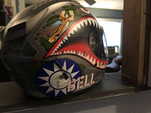 Bell flying tiger size medium helmet for Sale in Port Neches, TX