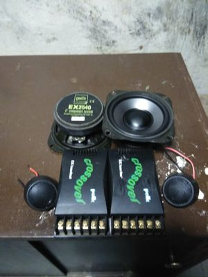 Polk audio components for Sale in Aurora, IL