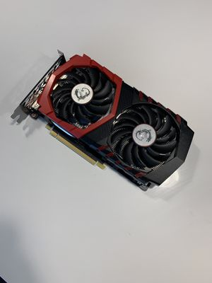 MSI GeForce GTX 1050 Ti for Sale in Mesa, AZ