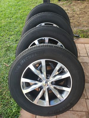 Rims Dodge Durango 2016 #265/60R18 for Sale in Hialeah, FL