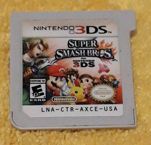 Super Smash Bros for Sale in Chula Vista, CA