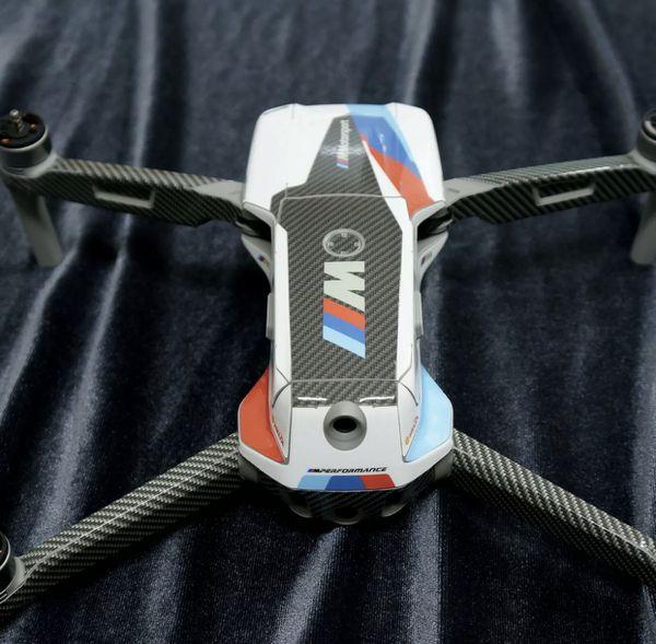 MAVIC AIR 2 drone skin wrap decal sticker NEW! BMW M SERIES