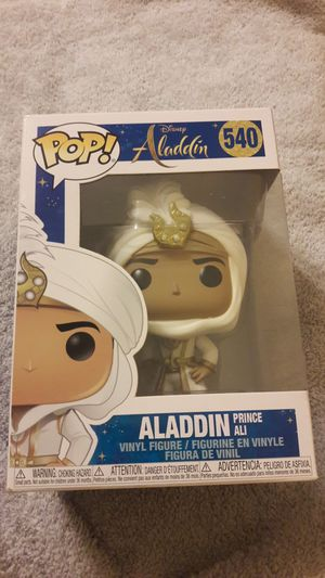POP Disney Aladdin Prince ALI Vinyl figurine for Sale in Fort Lauderdale, FL