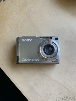 Sony Cyber-shot digital camera for Sale in Rancho Linch, MX