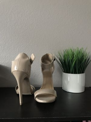 SM nude heels for Sale in Menifee, CA