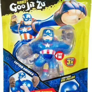 NEW Heroes of Goo Jit Zu Captain America Marvel Comics for Sale in Copperas Cove, TX