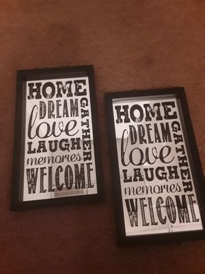 Wall decoration frames for Sale in Los Angeles, CA