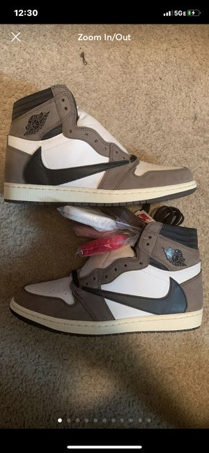 Jordan 1 Travis Scott for Sale in Steubenville, OH