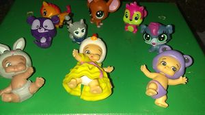 9 collectable toys for Sale in Lincoln, NE