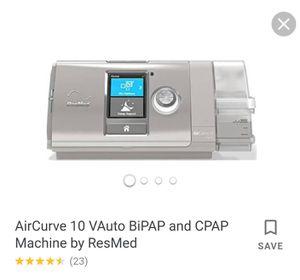 BiPAP CPAP machine for sleep apnea for Sale in Philadelphia, PA