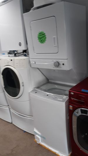 "24"" stackable washer/dryer unit 120 volt brand new scratch and dent for Sale in Laurel, MD"