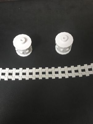 Tank Treads for Custom DC Motor - 6 in detachable, Plastic for Sale in TWN N CNTRY, FL
