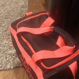 Adidas Medium Duffle Bag (gym Bag) Hot Pink for Sale in Everett, WA