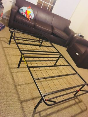 Bed and Frame Single. Brandnew (overbuy) for Sale in Milledgeville, GA
