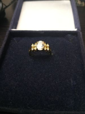 9 stone CZ ring for Sale in Akron, OH