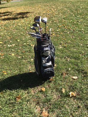 Golf bag and clubs for Sale in Bristol, CT