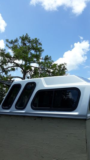 """Camper for a small pickup Ford Chevrolet Dodge about six foot long 75"""" X 62"""" h. for Sale in Lehigh Acres, FL"""