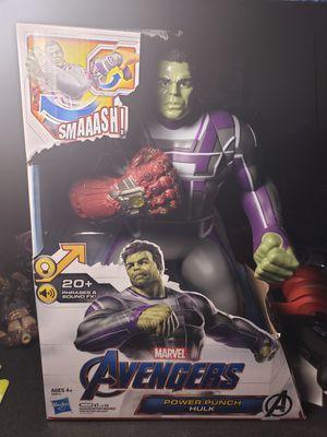 Hulk electronic figure for Sale in Phoenix, AZ