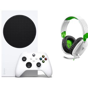 Xbox Series S w/ Headset for Sale in Santa Maria, CA