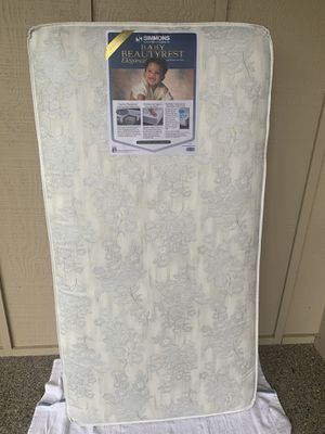 Simmons Baby BeautyRest Mattress for Crib/Toddler Bed for Sale in Sherwood, OR