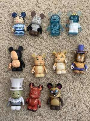 Disney vinylmations for Sale in Mission Viejo, CA