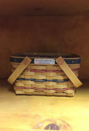 Longaberger Bee Basket for Sale in Seymour, CT