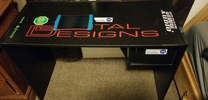 Black desk for Sale in Fresno, CA