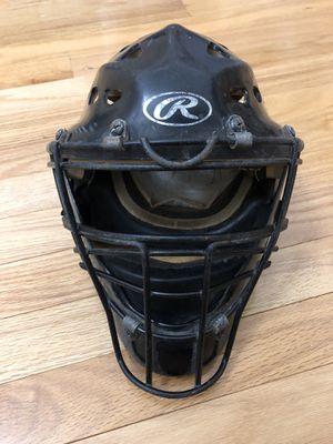 Rawlings CFA2 Catcher's Helmet for Sale in Naperville, IL