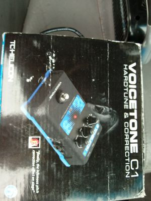 Voicetone c1 hardtune & correction for Sale in Nashville, TN