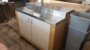 Orchard Supply Hardware Stainless Steel Service Counter for Sale in South Gate, CA
