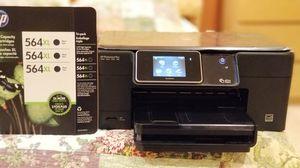 HP Photosmart Plus all in one inkjet printer scanner for Sale in Sammamish, WA