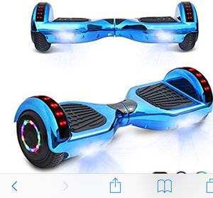 Bluetooth hoverboard with LED LIghts for Sale in Mesa, AZ