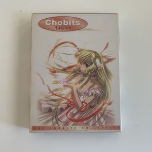 Chobits DVD - The Complete Collection (Anime) for Sale in Montebello, CA