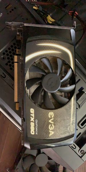 GTX 560 graphics card for Sale in South Zanesville, OH