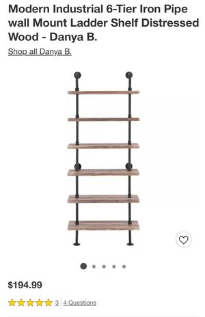 6 tier ladder shelf for Sale in Pico Rivera, CA