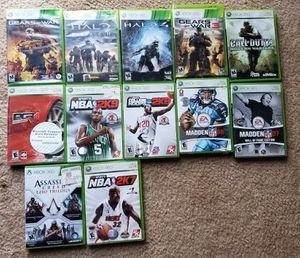Games for Xbox 360 for Sale in Manassas, VA