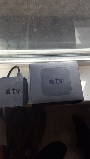 Apple tv 4th generation for Sale in Raleigh, NC