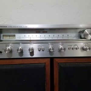 Pioneer SX-550 Stereo Receiver for Sale in San Diego, CA