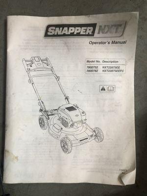 Lawn Mower Self Propelled $150 for Sale in Manassas, VA