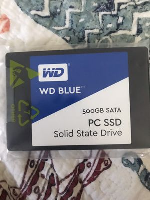500 GB SSD never used brand new for Sale in Destin, FL