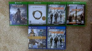 PS4 and XBox Games for Sale in Saint Robert, MO