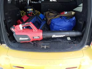Bauer 20v Cordless Blower With 20v Battery. New for Sale in Indianapolis, IN