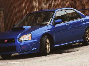 Nice One-Owner 2004 Subaru Impreza WRX STi for Sale in San Jose, CA