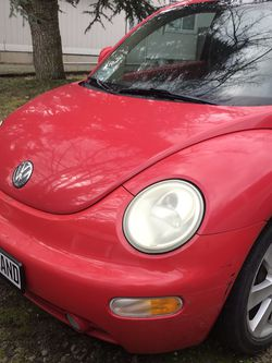 2000 VW Beetle for Sale in Puyallup,  WA